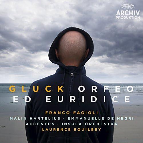 Franco Fagioli, Malin Hartelius, Emmanuelle De Negri, Accentus Chamber Choir, Insula Orchestra & Laurence Equilbey