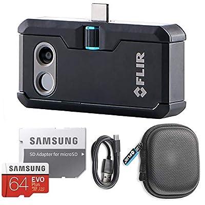 FLIR ONE PRO Thermal Imaging Camera with Bonus 64GB Micro SD Card