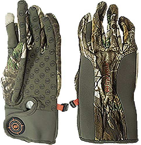 Manzella Productions Bow Ranger TouchTip Glove, APX, Large