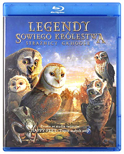 LEGENDS OF THE GUARDIANS. THE OWLS-LEGENDY SOWIEGO KROLESTWA: STRAZNICY