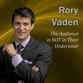 The Audience Is NOT in Their Underwear cover art