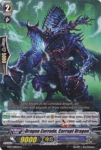 Cardfight   Vanguard TCG - Dragon Corrode, Corrupt Dragon (BT13 085EN) - Catastrophic Outbreak by Cardfight   Vanguard TCG