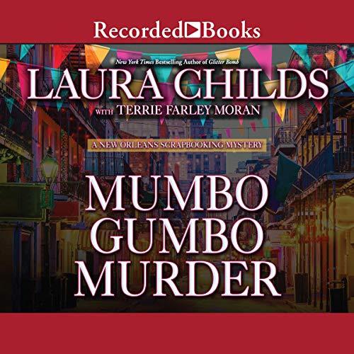 Mumbo Gumbo Murder cover art