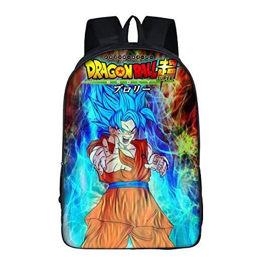 2018 Nuevo Dragon Ball Estudiante Bolsa De Confort Hombres Y Mujeres Mochila