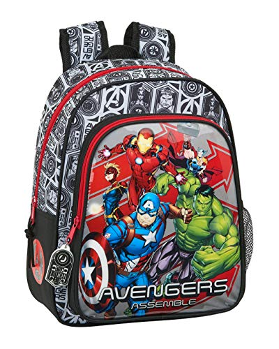 Mochila Safta Escolar Infantil de Avengers  270x100x330mm