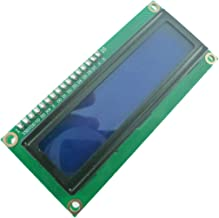 Eletechsup MT8870 DTMF Audio Decoder LCD 1602 Display Module for Fixed Telephone Mobile Phone keypad Key Value Shows Smart Home (DTMF Display, 1)