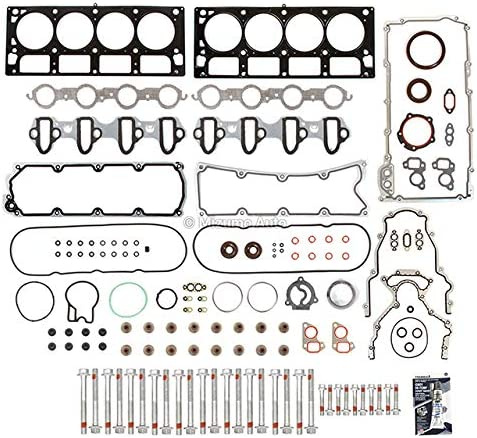 Mizumo Auto MA-4216923966 Full Gasket Bolts Head Free shipping on posting Limited Special Price reviews Compatible Set