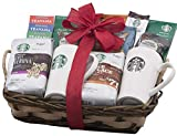 Starbucks Spectacular Coffee Lovers Gift Basket by Wine Country Gift Baskets