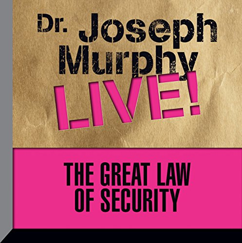 The Great Law of Security audiobook cover art