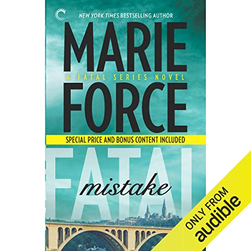 Fatal Mistake audiobook cover art