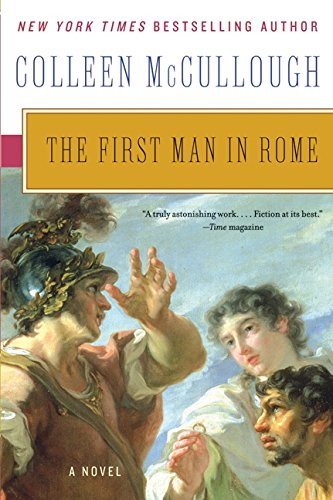 The First Man in Rome (In the Masters of Rome)