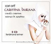 カール・オルフ: 劇的三部作「勝利」(全曲) (Carl Orff : Carmina Burana - Catulli Carmina, Trionf Di Afrodite / Ferdinand Leitner) (3CD) [輸入盤]