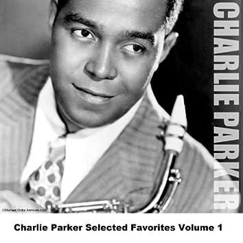 Charlie Parker Selected Favorites Volume 1