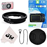 5in1 Accessories Kit for Camera Olympus Tough TG-6 TG-5 TG-4 TG-3 : Lens...