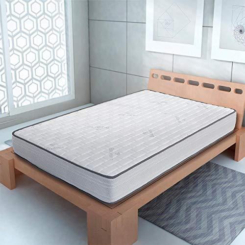 ConfortLas Colchón de Espuma HR Blanda Bioceramic, 135x190