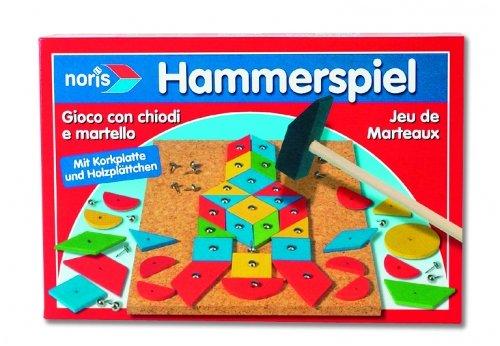 Noris 630-1402 - Das bunte Hammerspiel