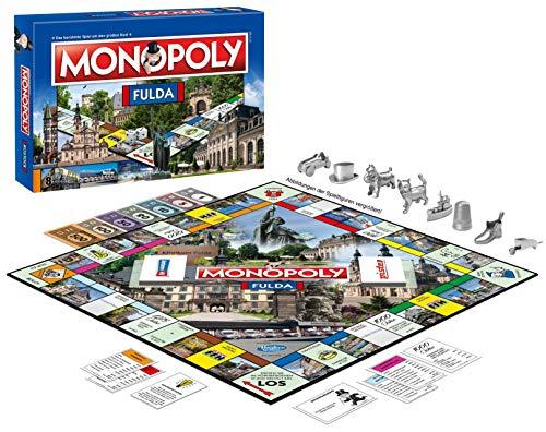 Winning Moves 41740 Monopoly Fulda Board Game