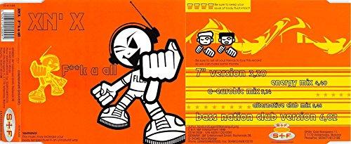 F**k u all [Single-CD]