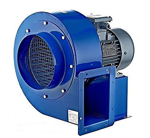 UZMAN 400 Volt Industrie Radiallüfter 260T Radialgebläse Zentrifugallüfter Zentrifugalventilator Zentrifugalgebläse Ventilator Lüfter Turbolüfter Gebläse Growlüfter Growventilator Industriegebläse