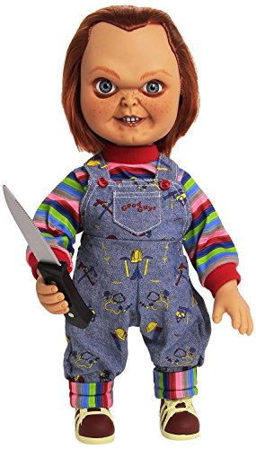 Kinderspel 37 cm Good Guy Chucky pop met Sound Child's Play 37 cm Good Guy Chucky Doll met geluid
