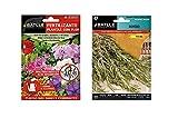 Semillas Batlle Abonos Fertilizante Plantas con Flor sobre para 5L + Aromáticas Romero