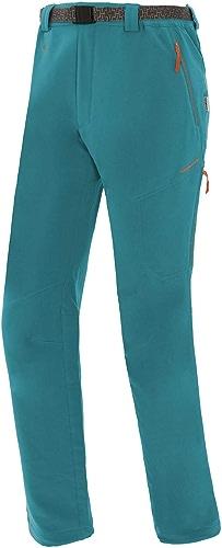 Trangoworld pc008098 2j0-m Pantalon Long, Homme, Bleu mer, M