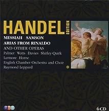 Messiah / Samson / Arias From Rinaldo by Handel, G.F. (2009-02-17)