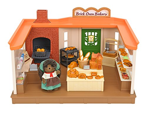 EPOCH Freshly Baked Bakery Sylvanian Families Shop Forest