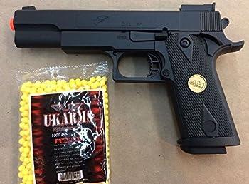 p169 spring airsoft gun pistol 260 fps with free 1000 pcs bb s bullets ammo Airsoft Gun