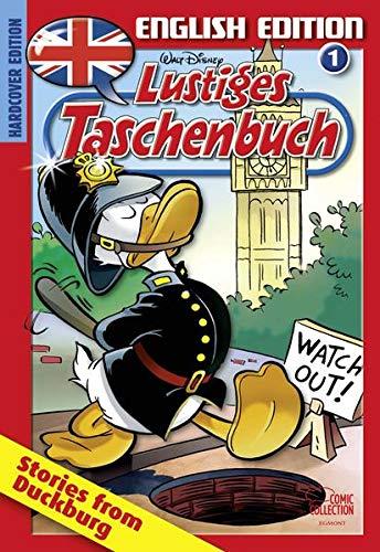Lustiges Taschenbuch English Edition 01: Stories from Duckburg