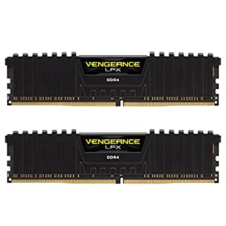 Corsair Vengeance LPX 32GB DDR4-3200 módulo de - Memoria (32 GB, 2 x 16 GB, DDR4, 3200 MHz, 288-pin DIMM, Negro) (B06WGQGGR4) | Amazon price tracker / tracking, Amazon price history charts, Amazon price watches, Amazon price drop alerts