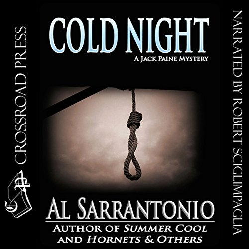 Cold Night audiobook cover art