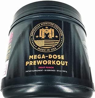 Best monster mix supplement ingredients Reviews