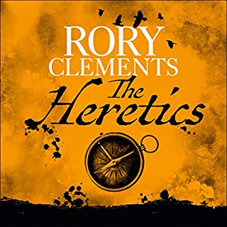 The Heretics                   By:                                                                                                                                 Rory Clements                               Narrated by:                                                                                                                                 Gareth Armstrong                      Length: 11 hrs and 38 mins     107 ratings     Overall 4.4
