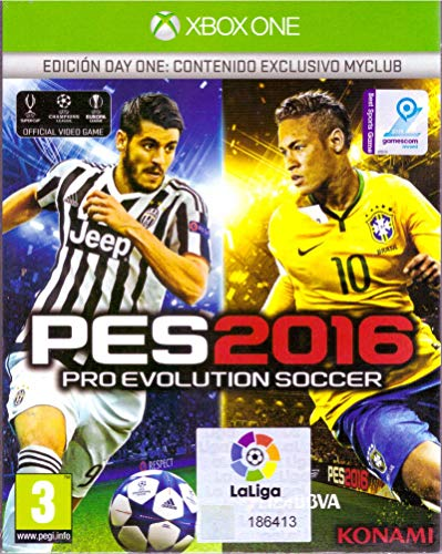Pro Evolution Soccer 2016 Day ONE Xbox ONE (PROX)