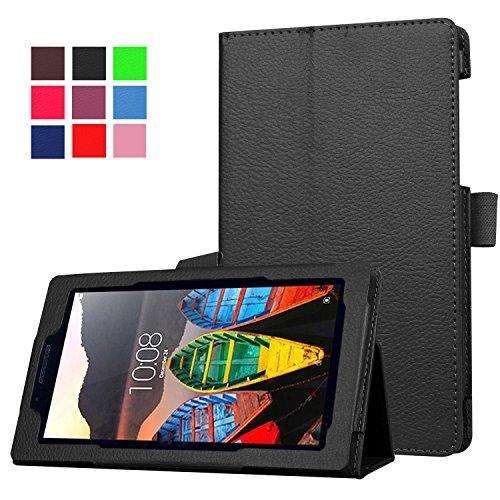 Funluna Lenovo Tab3 7 Essential Funda Carcasa Ultra Delgado y Ligero con Cubierta de Soporte para Lenovo Tab3 7 Essential 7 Pulgadas Tablet 2016 Release (NO para Tablet Lenovo Tab3 7)