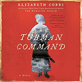 The Tubman Command audiobook cover art