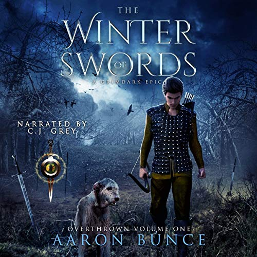 The Winter of Swords Audiobook By Aaron Bunce cover art