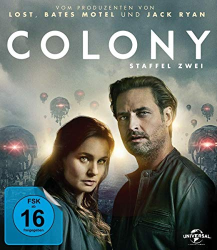 Colony - Staffel 2 [Blu-ray]