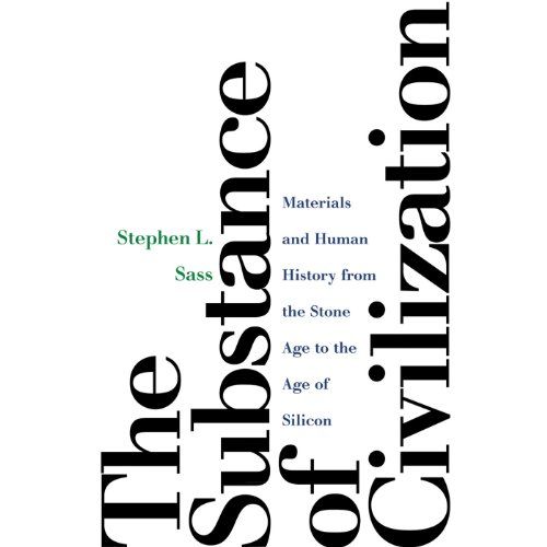 The Substance of Civilization audiobook cover art