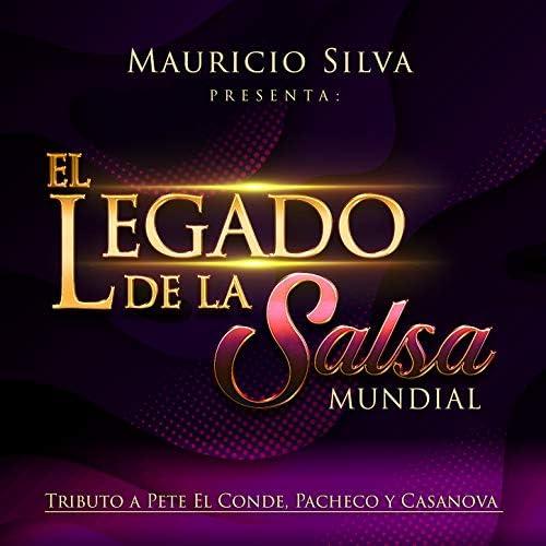 "Mauricio Silva feat. Luis Manuel, Ismael Chavez & Freddy ""Coco"" Ortega"