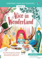 Alice in Wonderland (English Readers Level 2)