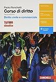 Corso di diritto. Diritto civile e diritto commerciale. Per le Scuole superiori. Con aggiornamento online