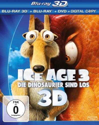 Ice Age 3 - Die Dinosaurier sind los (+ Blu-ray) (+ DVD) (