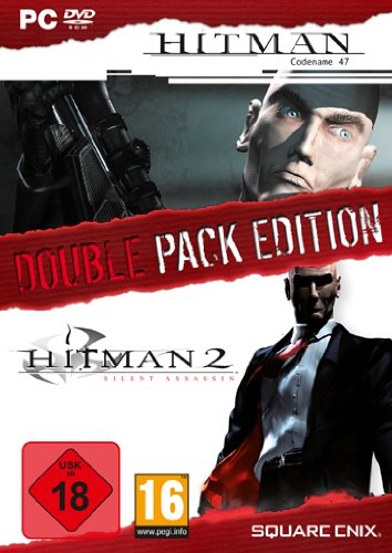 Hitman: Codename 47 & Hitman: Silent Assassin Double Pack - [PC]