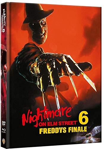 Nightmare on Elm Street 6 - Freddys Finale - Limitiertes Mediabook auf 1000 Stück (+ DVD) [Blu-ray]