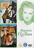 Against All Flags / The Rare Breed (Maureen O'Hara Double Feature) (Region 2 - PAL dvd)