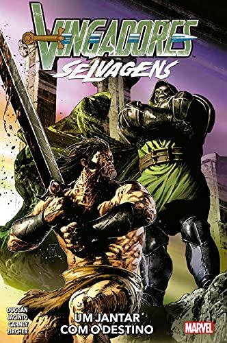 Vingadores Selvagens vol. 2