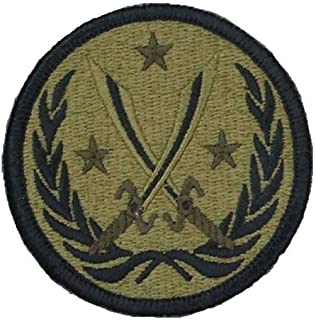CUSTOM ISIS OCP Scorpion Combined Joint Task Force Operation Inherent Resolve Multicam Patch