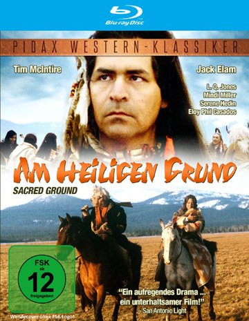 Am heiligen Grund / Sacred Ground ( ) (Blu-Ray)
